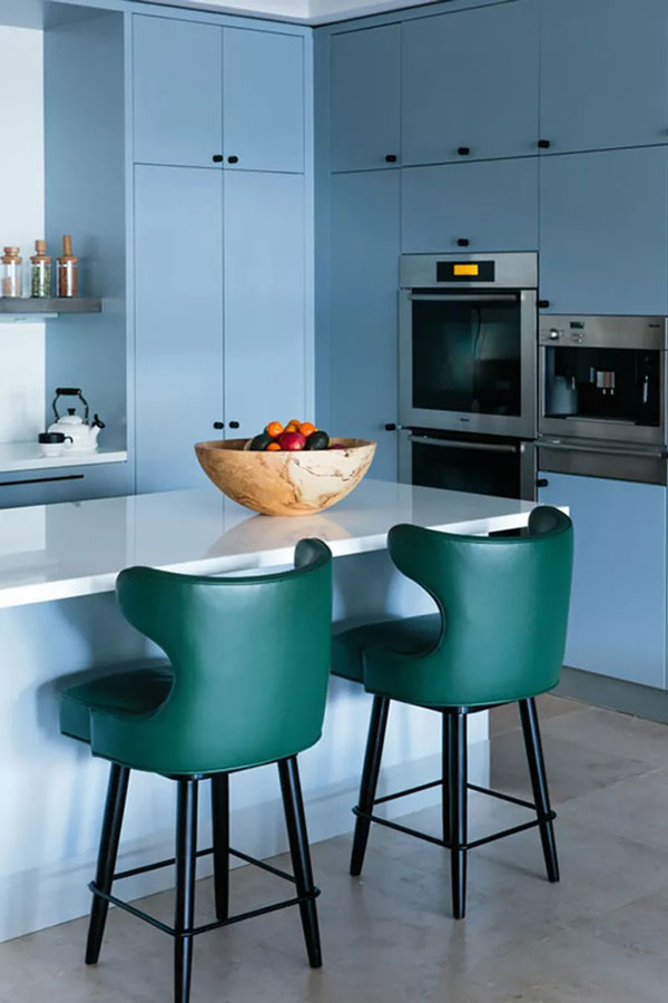 آشپزخانه ساده و کاربردی