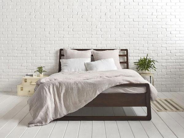 اتاق خواب به سبک مینیمال