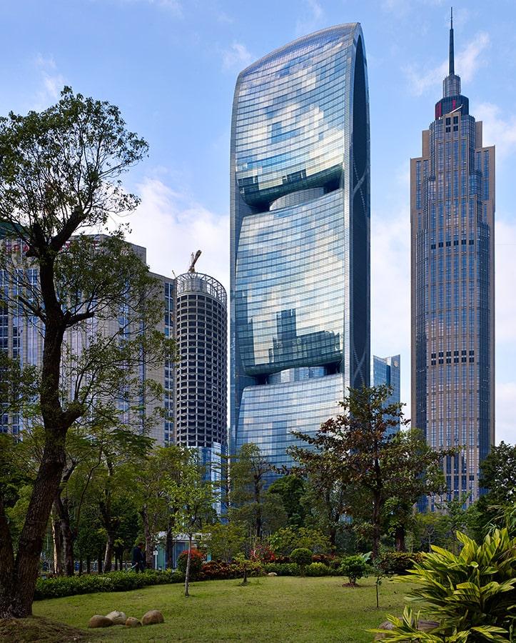 برج رود مروارید در چین