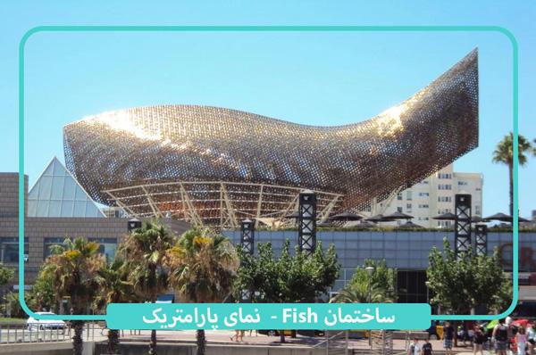 Fish - نمونه ای از نمای پارامتریک